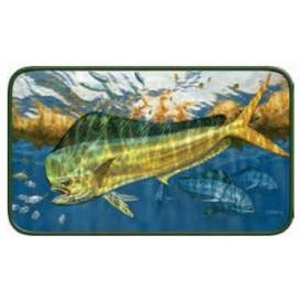 Rivers Edge Dorado (Mahi Mahi) Door Mat