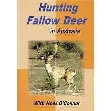 Hunting Fallow Deer in Australia by Noel O'Connor FREE SHIPPING AUST WIDE - Ghillie Outdoors Hunting & Fishing