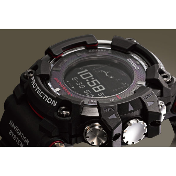 Casio G-Shock Rangeman GPR-B1000 GPS Survival Watch *LIMITED QUANTITY IN STOCK NOW*