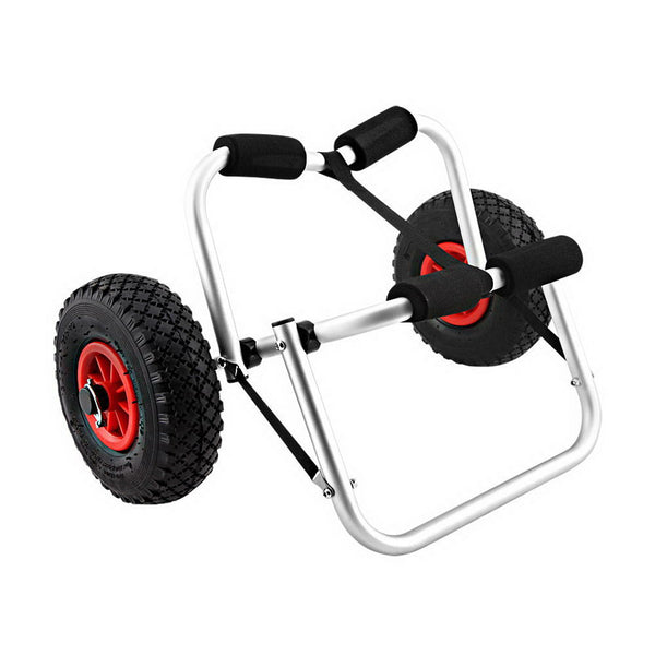 Aluminium Collapsible Kayak Trolley - Ghillie Outdoors Hunting & Fishing