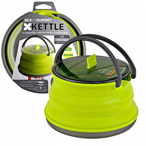 Sea To Summit X-Pot Kettle *Free Shipping* - Ghillie Outdoors Hunting & Fishing