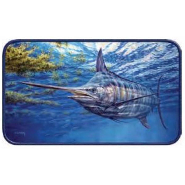 Rivers Edge Marlin Door Mat