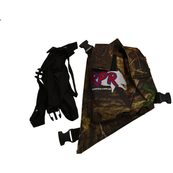 RPR GPS/UHF HOLSTER DOUBLE CAMO **FREE SHIPPING AUST WIDE**
