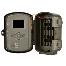 Wildguarder 12Mp HD No Glow Black Led Trail Camera - FREE SHIPPING - Ghillie Outdoors Hunting & Fishing