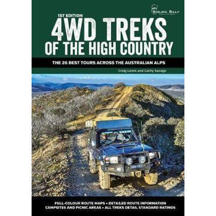 4WD TREKS OF THE HIGH COUNTRY 2018 - FREE SHIPPING