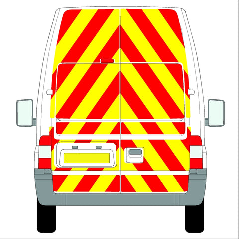 Ford Transit High Roof Full 06-14