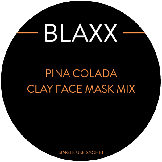 Cocktail Clay Face Mask Kit