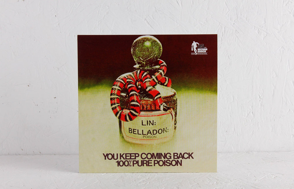 You Keep Coming Back / My Little Someone – 7""