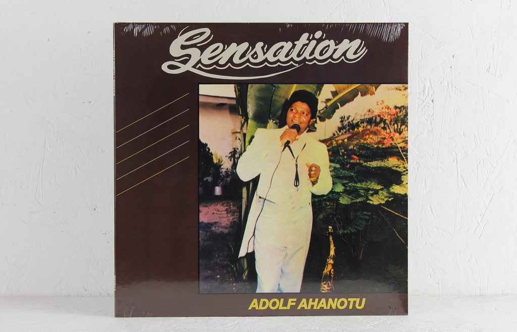 Adolf Ahanotu ‎– Sensation – Vinyl LP