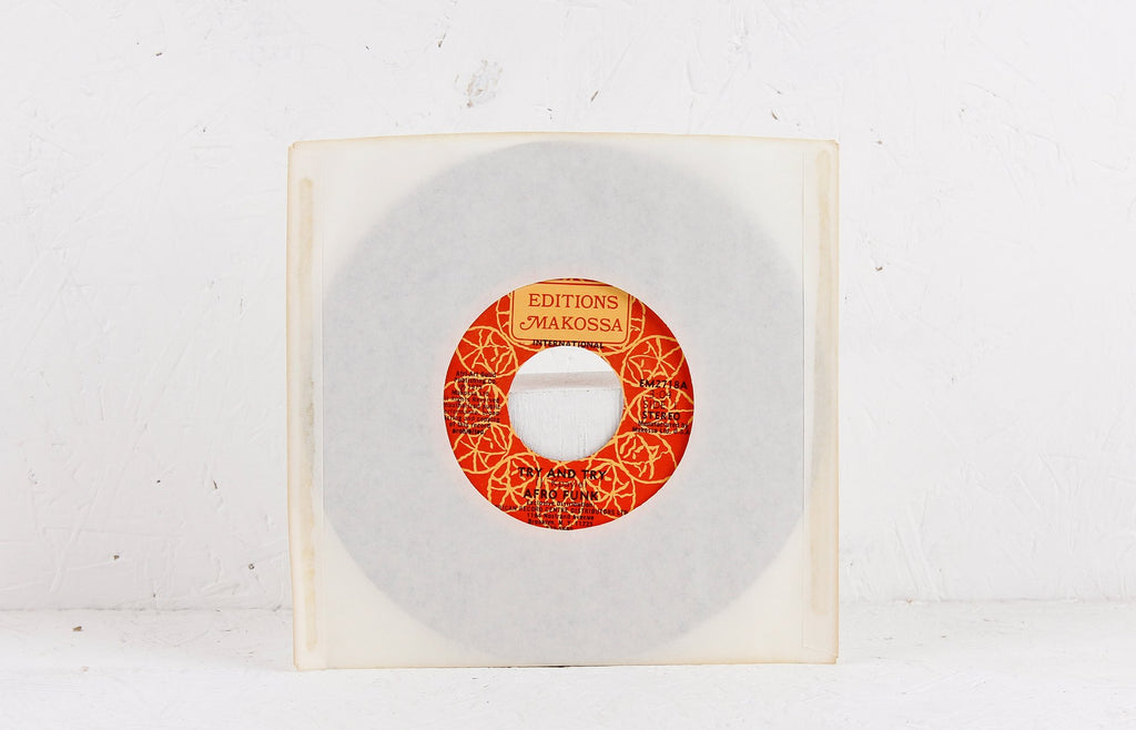 Try And Try / Afro Funk – Vinyl 7""
