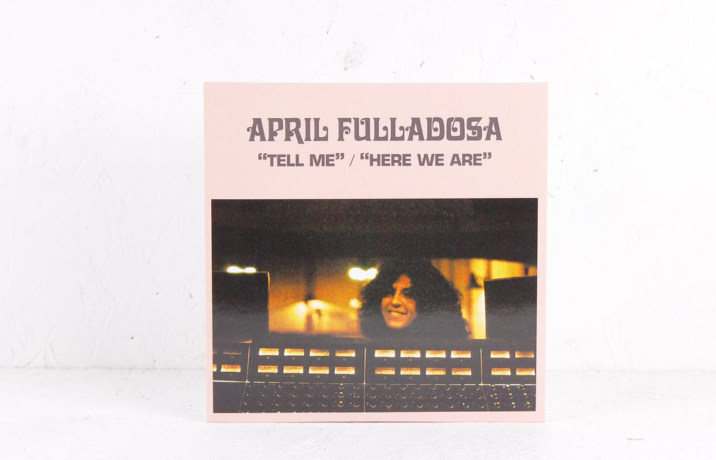 Tell Me / Here We Are – Vinyl 7""