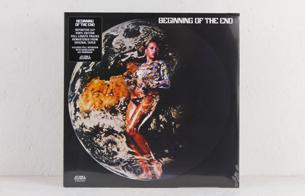 The Beginning of the End – Vinyl 2-LP