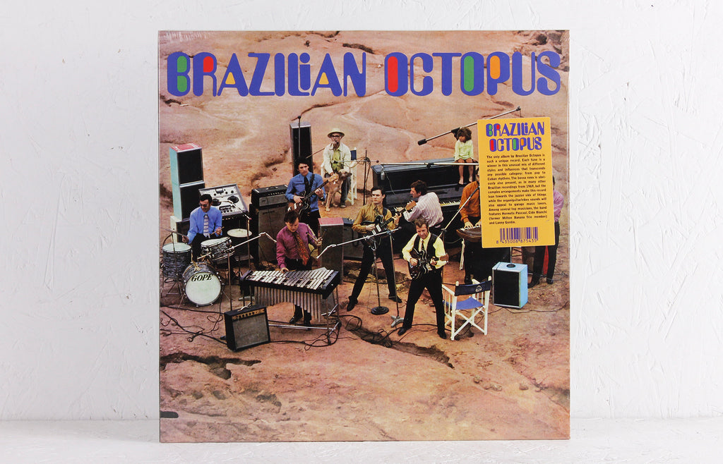 Brazilian Octopus – Vinyl LP