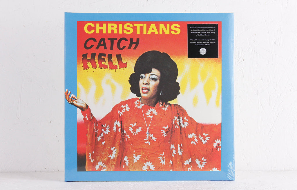 Christians Catch Hell: Gospel Roots 1976-79 – Vinyl 2-LP