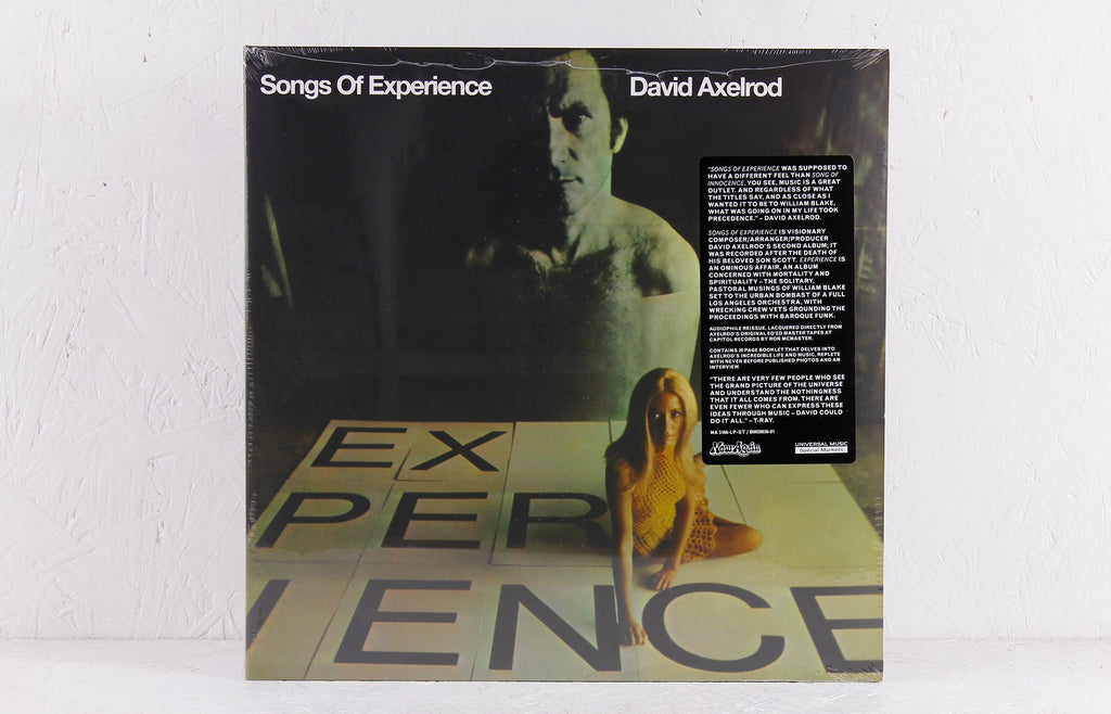 Songs Of Experience – Vinyl LP