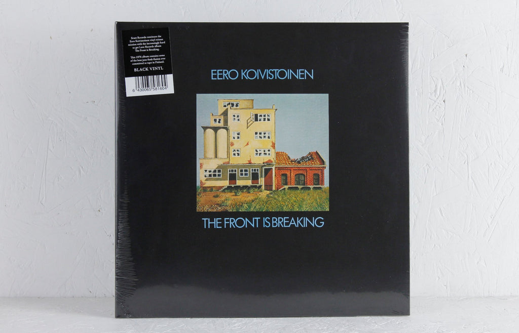 The Front Is Breaking – Vinyl LP