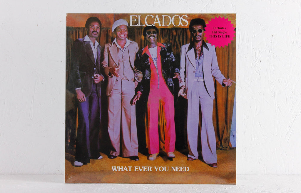 Elcados – What Ever You Need – Vinyl LP