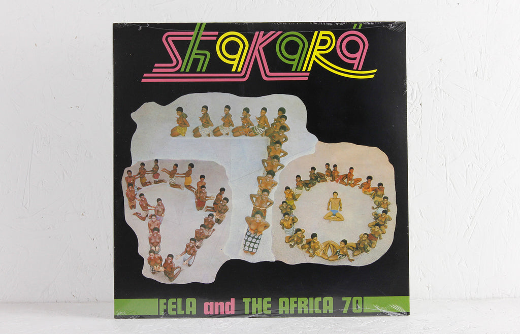 Fela Ransome-Kuti And The Africa '70 ‎– Shakara – Vinyl LP