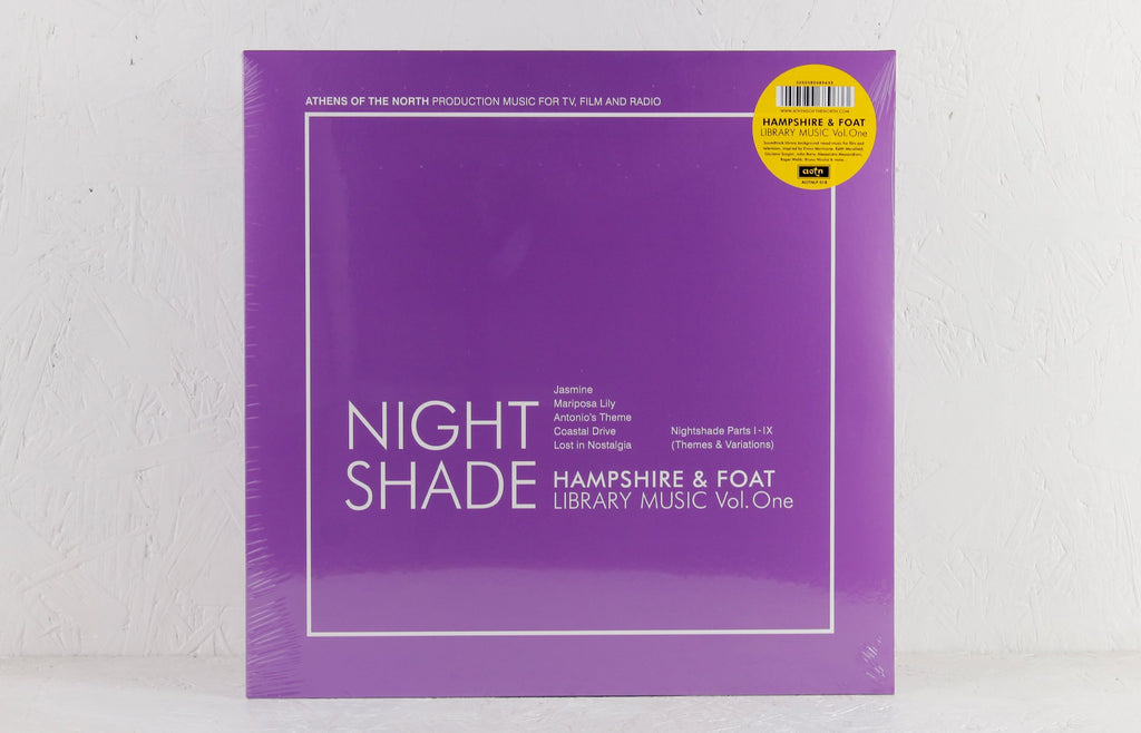 Nightshade – Vinyl LP