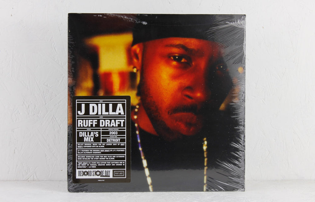 Ruff Draft: Dilla's Mix – Vinyl 2LP