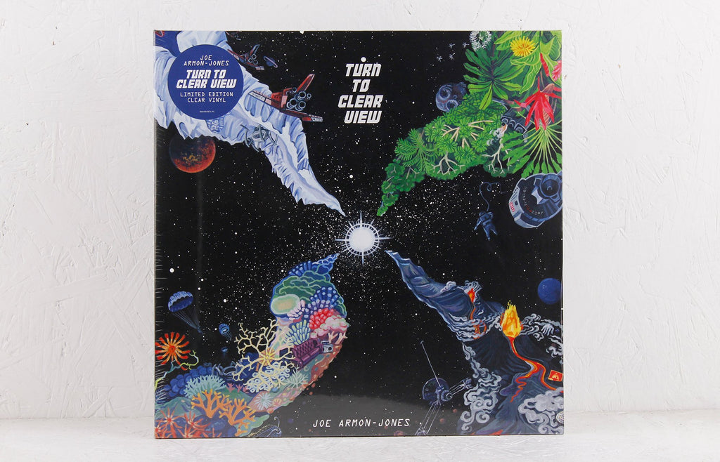 Joe Armon-Jones ‎– Turn To Clear View – Vinyl LP