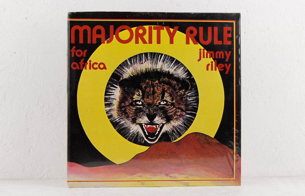 Majority Rule For Africa – Vinyl LP