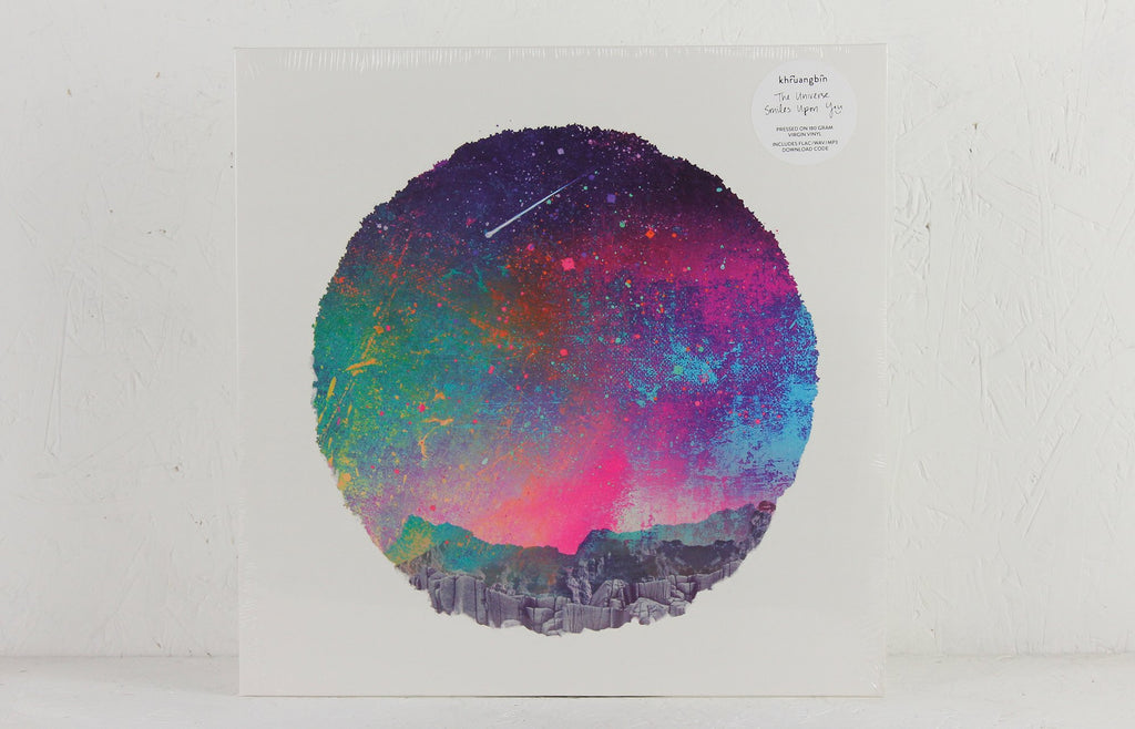 The Universe Smiles Upon You – Vinyl LP