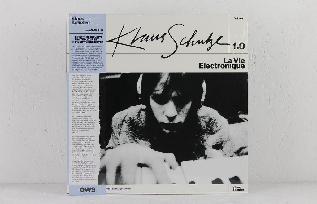 La Vie Electronique Volume 1.0 – Vinyl 2-LP