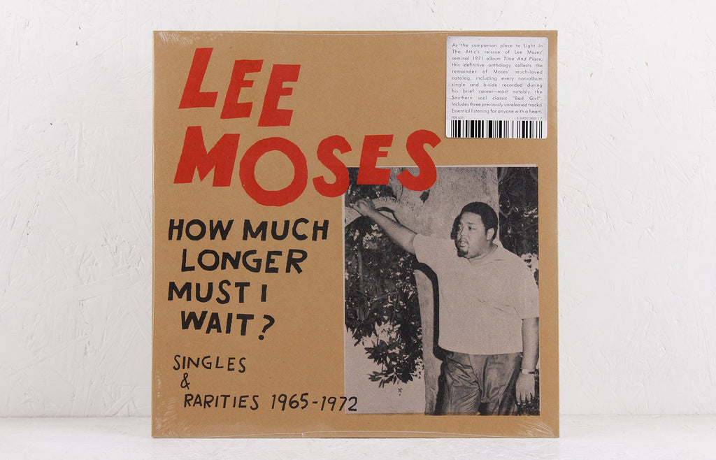 How Much Longer Must I Wait? – Singles & Rarities 1965-1972 – Vinyl LP