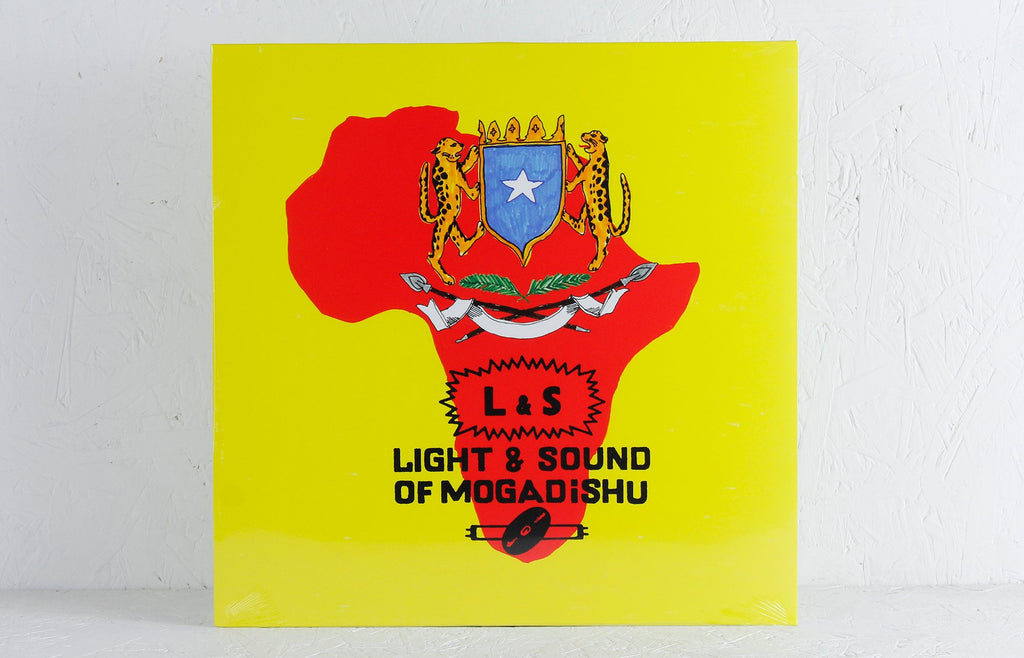 Light & Sound Of Mogadishu – Vinyl LP