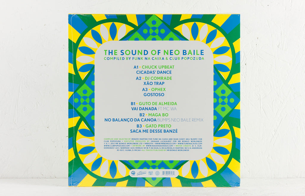 Funk Globo: The Sound Of Neo Baile – Vinyl 12