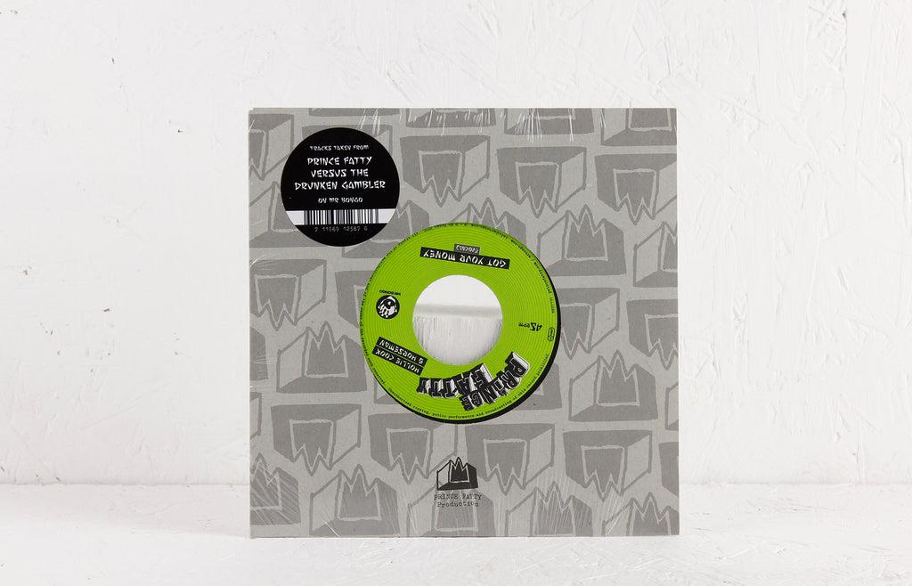 "Got Your Money ft. Hollie Cook & Horseman – 7"" Vinyl"