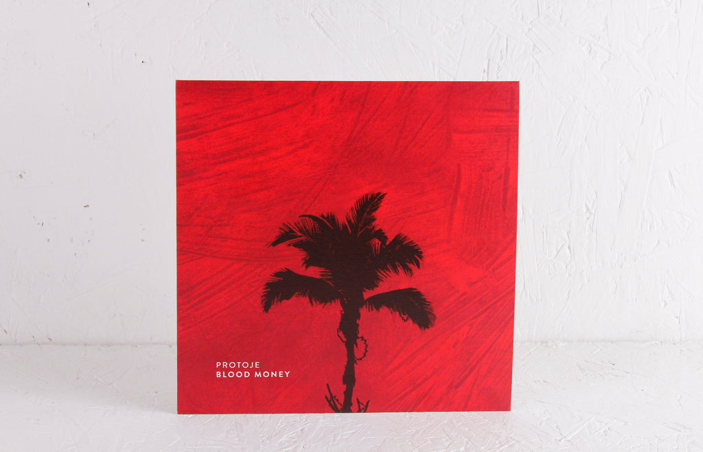 "Blood Money / Protection ft. Mortimer – 7"" Vinyl"