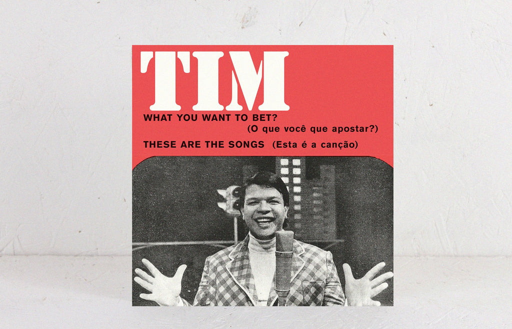 "What You Want To Bet / These Are The Songs – 7"" Vinyl"