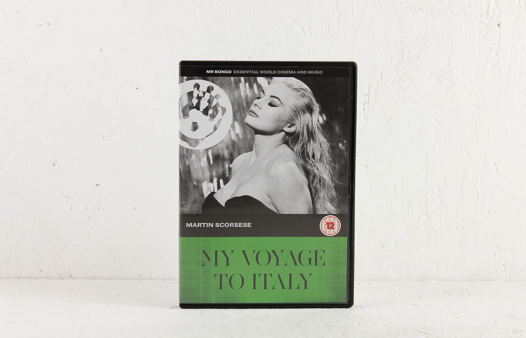 My Voyage To Italy (1999) – DVD