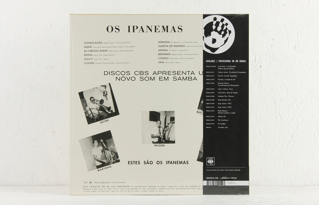Os Ipanemas – Vinyl LP/CD