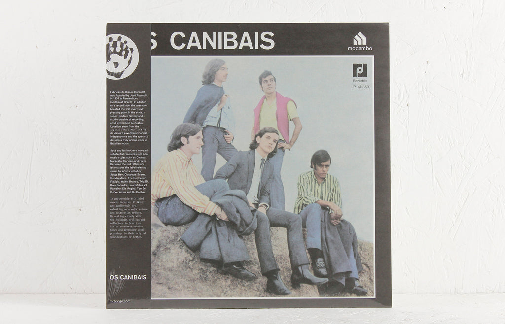 Os Canibais – Vinyl LP/CD