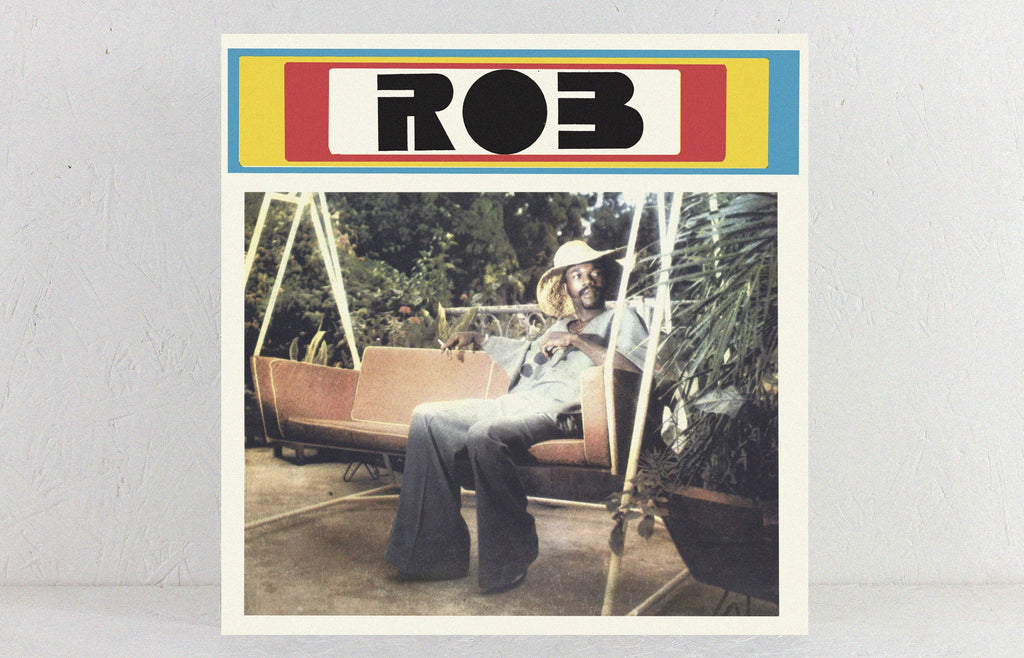 Rob (Funky Rob Way) – Vinyl LP/CD