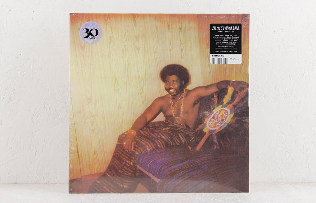 Shina Williams - Vinyl LP