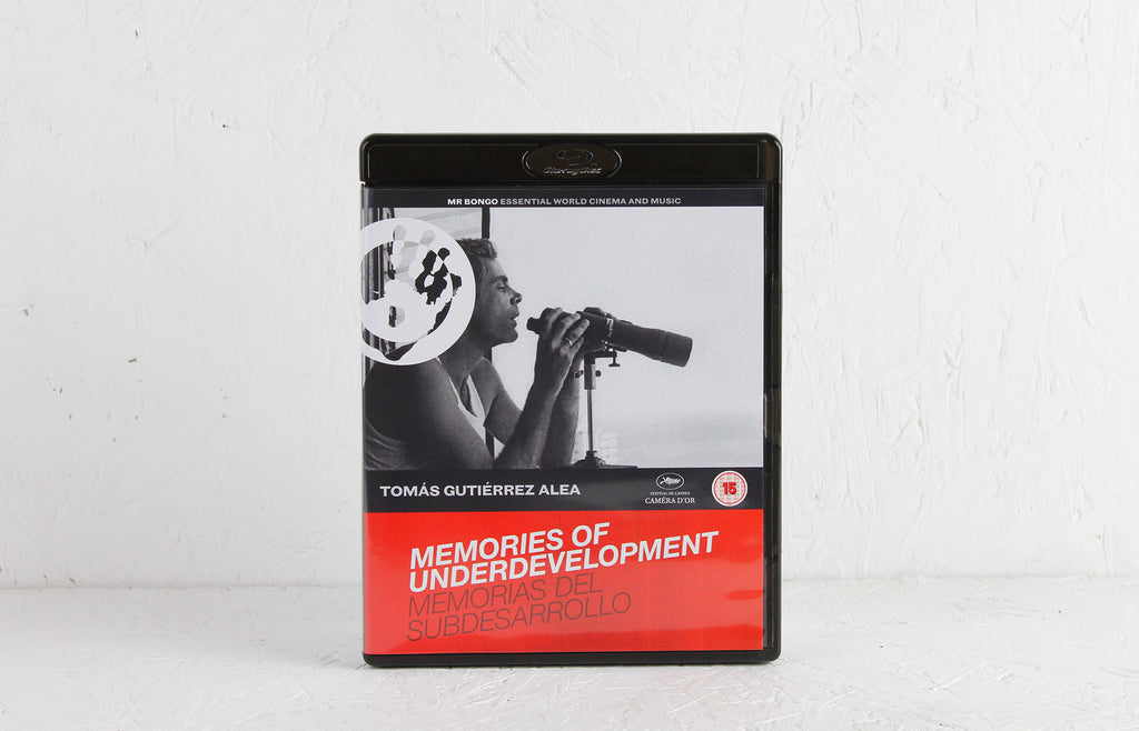 Memories of Underdevelopment – Blu-Ray/DVD