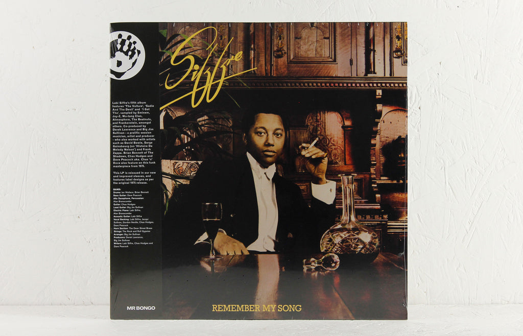 Labi Siffre – Remember My Song – Vinyl LP