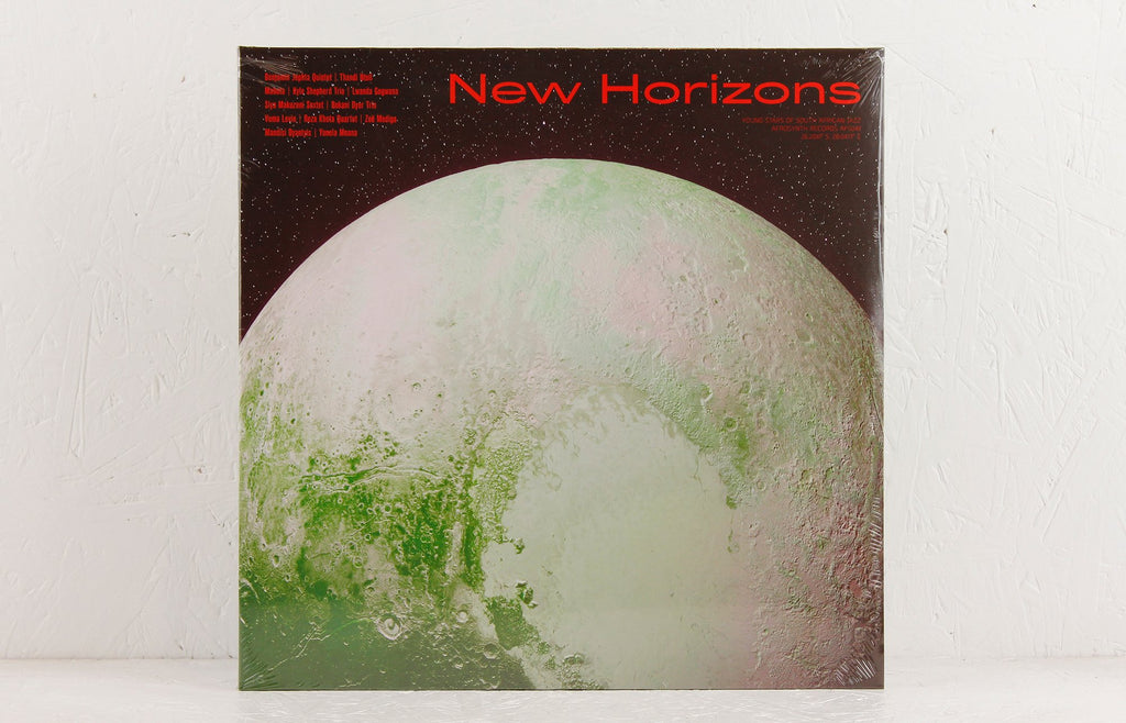 New Horizons: Young Stars of South African Jazz – Vinyl 2LP