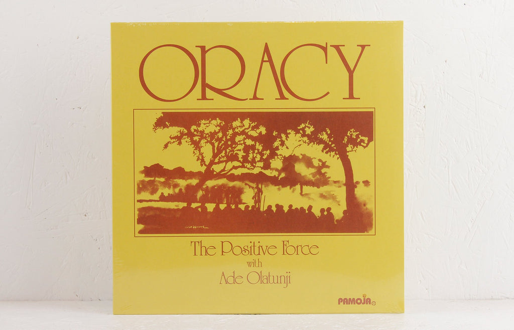 Oracy – Vinyl LP