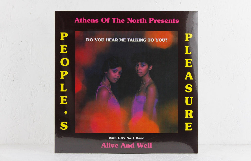 Do You Hear Me Talking To You? – Vinyl LP