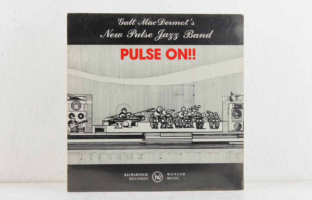 Pulse On!! – Vinyl LP