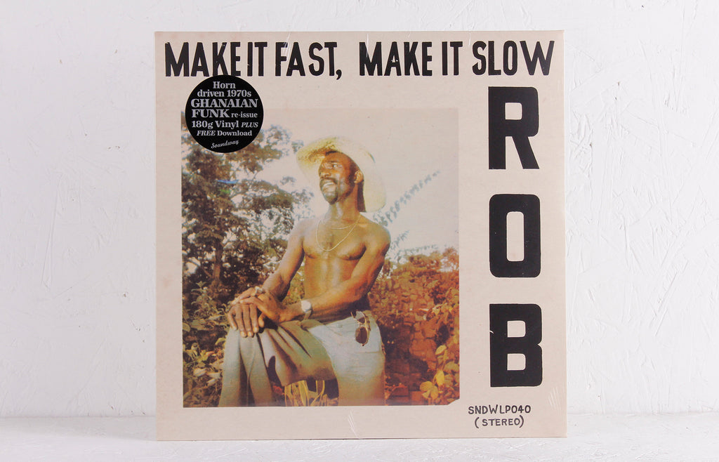 Make It Fast, Make It Slow – Vinyl LP