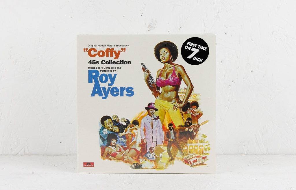 Coffy 45's Collection – Vinyl 2 x 7""