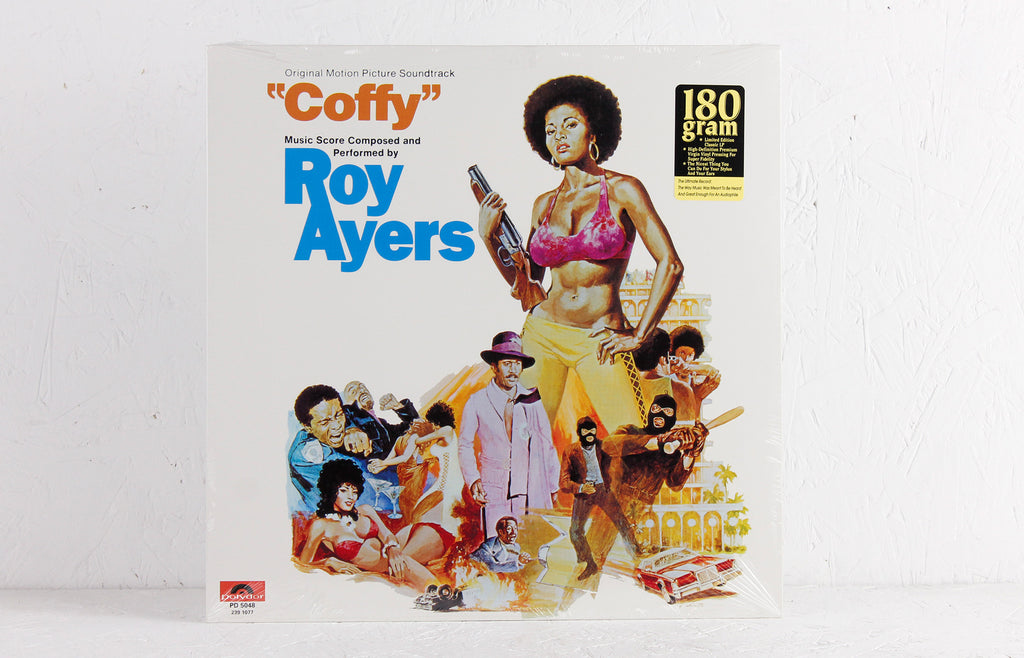 Roy Ayers ‎– Coffy OST – Vinyl LP