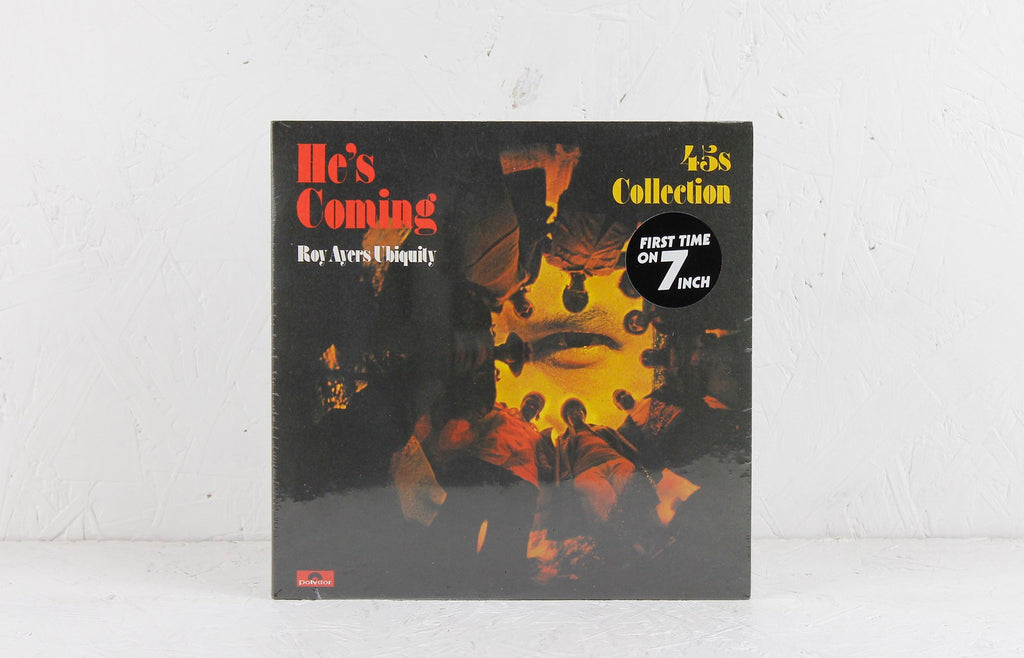 He's Coming: 45's Collection – Vinyl 2 x 7""