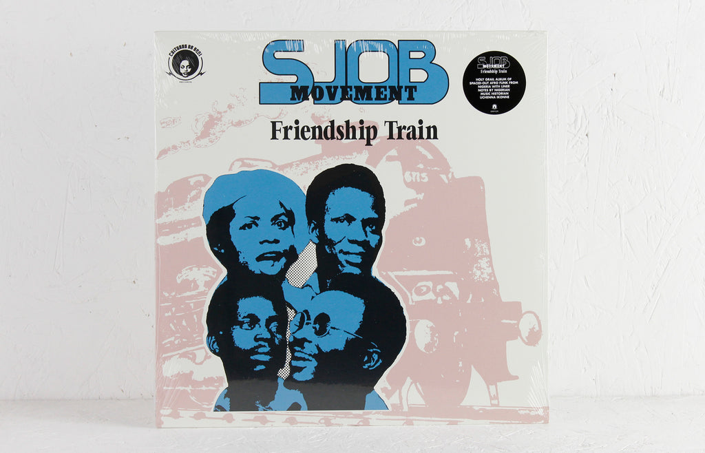 Friendship Train – Vinyl LP